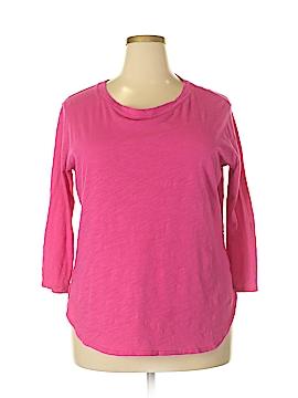 Fresh Produce 3/4 Sleeve T-Shirt Size XL