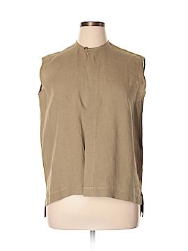 Eskandar Sleeveless Top Size 1X (Plus)