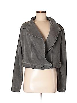 Sarah Pacini Denim Jacket Size Med (2)