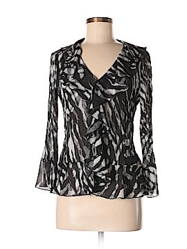 Hayley Matthews Long Sleeve Blouse Size M
