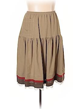 Eskandar Casual Skirt Size 3X (Plus)