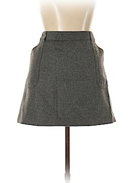 J. Crew Wool Skirt Size 10