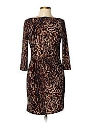Lauren by Ralph Lauren Women Casual Dress Size 10 (Petite)