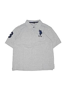 U.S. Polo Assn. Short Sleeve Polo Size 14/16