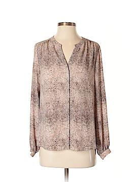 Kenar Long Sleeve Blouse Size S (Petite)