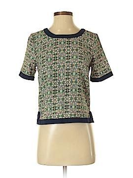 JOA Short Sleeve Blouse Size XS