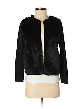 Banana Republic Factory Store Faux Fur Jacket Size S (Petite)