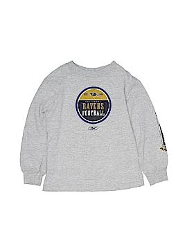 Reebok Long Sleeve T-Shirt Size 5 - 6