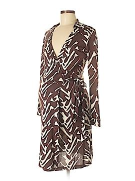 Diane von Furstenberg Casual Dress Size 6 (Maternity)