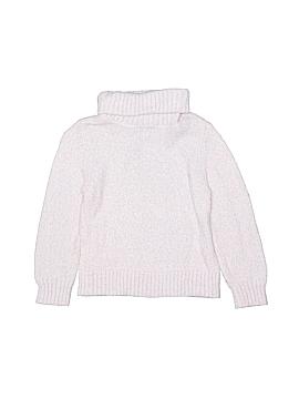 Talbots Kids Turtleneck Sweater Size 4