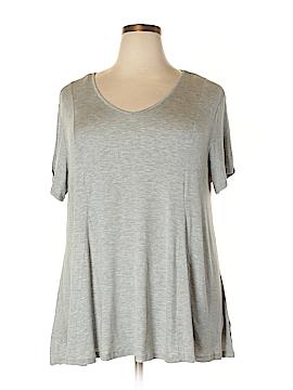 Living Doll Short Sleeve T-Shirt Size 0X (Plus)