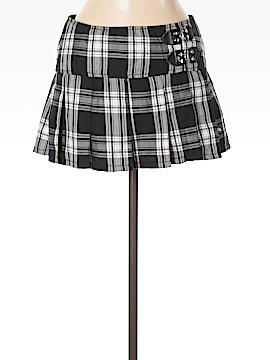 Royal Bones by Daang Casual Skirt Size M