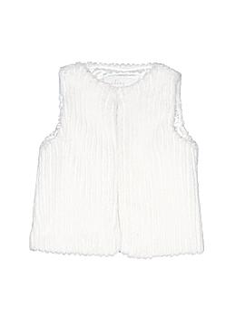 Losan Faux Fur Vest Size 2