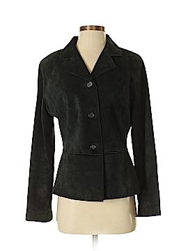 Brandon Thomas Leather Jacket Size S