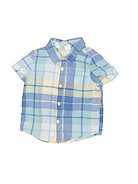 Baby Gap Short Sleeve Button-Down Shirt Size 18-24 mo