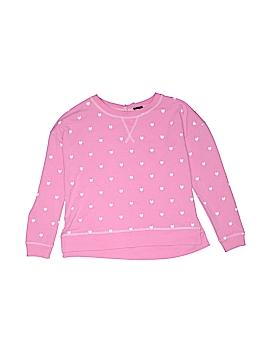 Poof Girl Sweatshirt Size 7 - 8