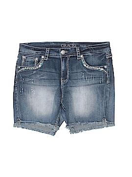 Grace Denim Shorts 31 Waist
