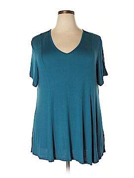 Living Doll Short Sleeve T-Shirt Size 1X (Plus)