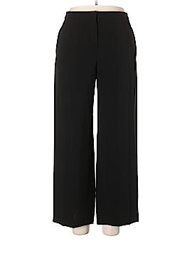 Giorgio Armani Silk Pants Size 46 (IT)
