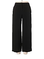Giorgio Armani Women Silk Pants Size 46 (IT)