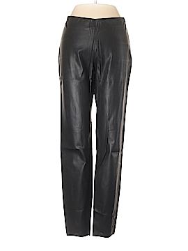 Zara Faux Leather Pants Size S