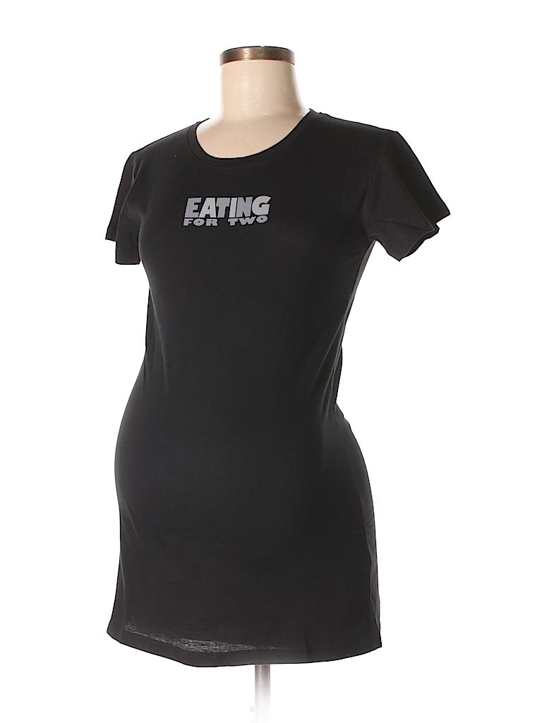 Everly Grey Women Short Sleeve T-Shirt One Size (Maternity)