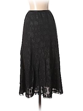Sigrid Olsen Silk Skirt Size 2