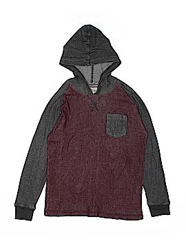 Distortion Custom Rags Pullover Hoodie Size M (Kids)