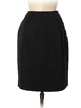 Evan Picone Wool Skirt Size 8