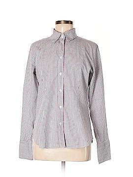 Pendleton Long Sleeve Button-Down Shirt Size 8