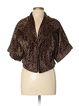 Bizz Faux Fur Jacket Size L
