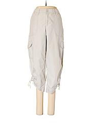 Jamaica Bay Women Cargo Pants Size 4 (Petite)