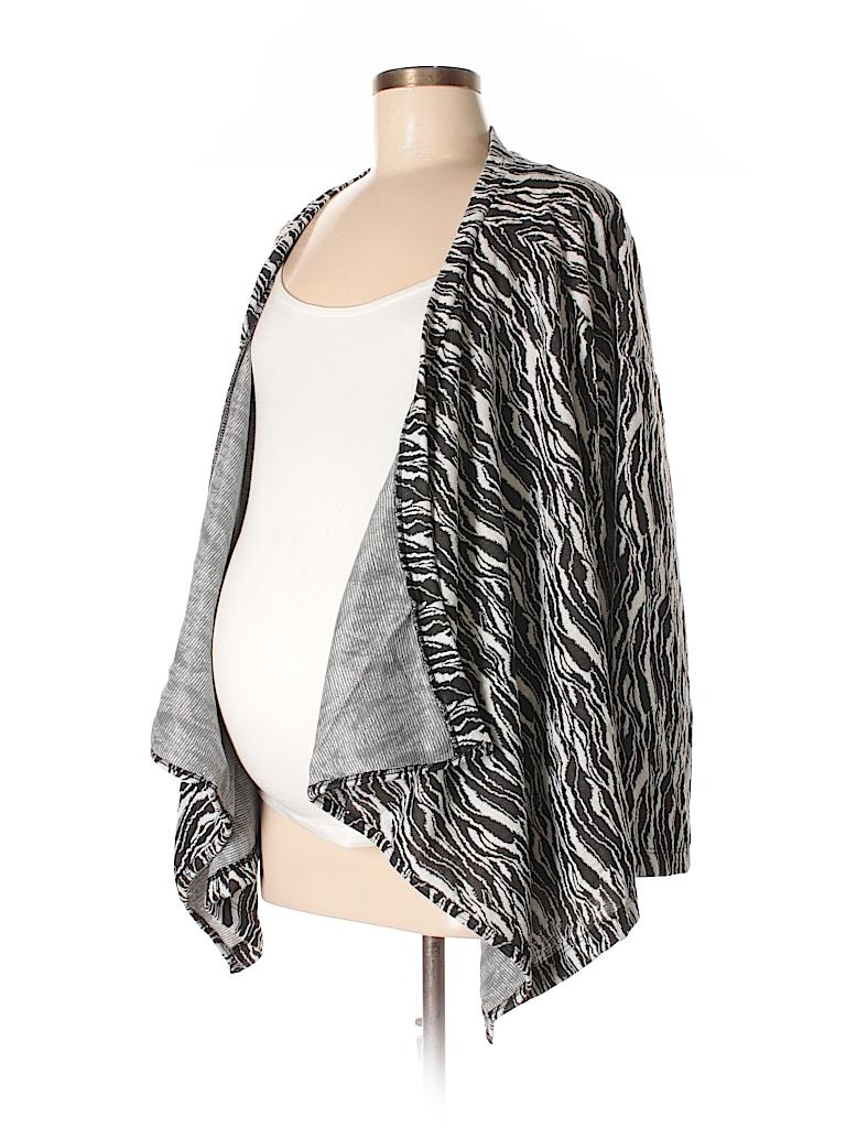 Everly Grey Women Jacket Size S (Maternity)