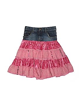 The Children's Place Denim Skirt Size 6X - 7