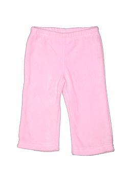 Young Hearts Fleece Pants Size 6-9 mo