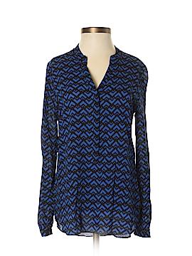 Cynthia by Cynthia Rowley Long Sleeve Blouse Size XS