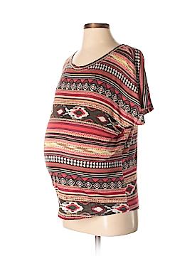 Everly Grey Short Sleeve T-Shirt Size XS (Maternity)