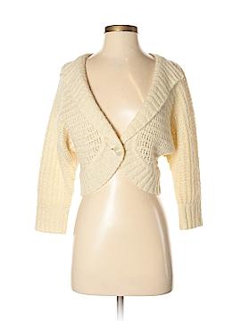 Caslon Wool Cardigan Size M