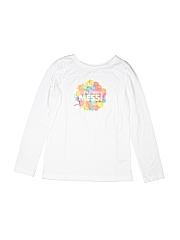 Cherokee Girls Long Sleeve T-Shirt Size 7-8