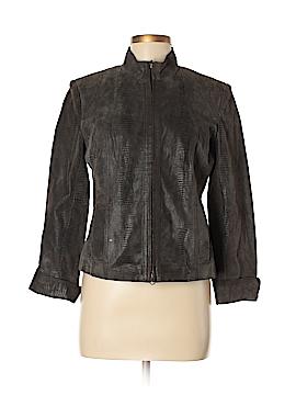 Alfani Leather Jacket Size S