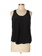 HEATHER Women Sleeveless Silk Top Size P