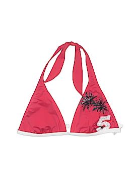 Malibu Dream Girl Swimsuit Top Size M
