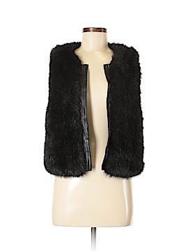 Love Token Faux Fur Vest Size M