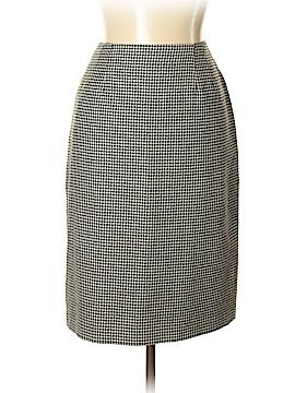 Linda Allard Ellen Tracy Wool Skirt Size 10
