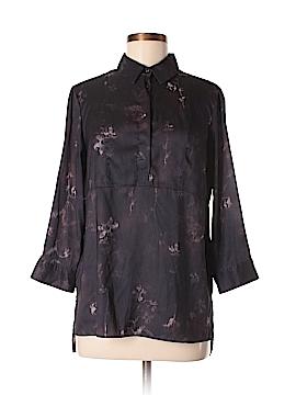 Simply Vera Vera Wang 3/4 Sleeve Blouse Size M