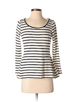 Bordeaux Long Sleeve T-Shirt Size XXS