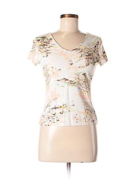 Apostrophe Short Sleeve T-Shirt Size S (Petite)