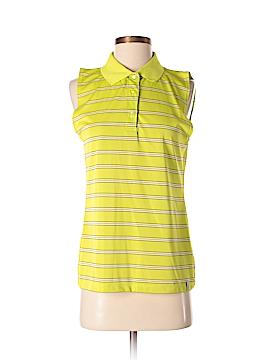 Maggie Lane Sleeveless Polo Size M