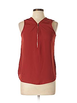 INC International Concepts Sleeveless Blouse Size M