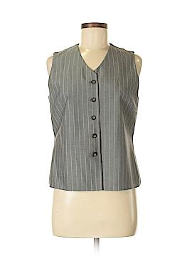 Amanda Smith Tuxedo Vest Size 10